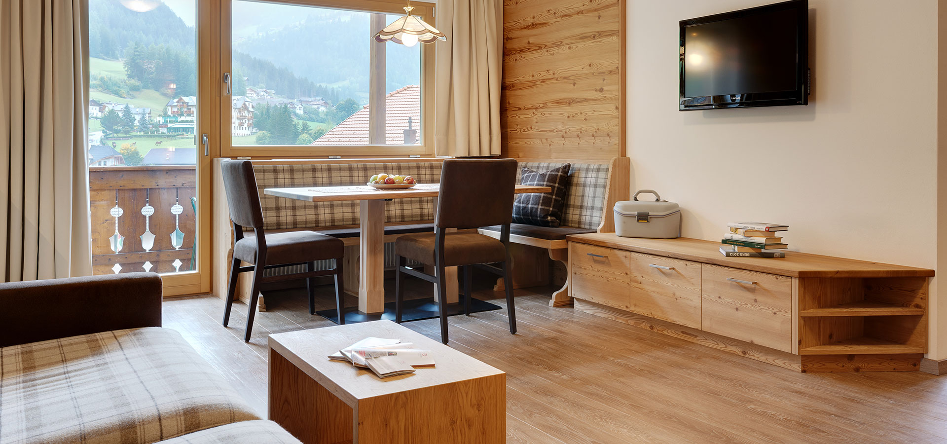 Holiday apartment in Ortisei Val Gardena